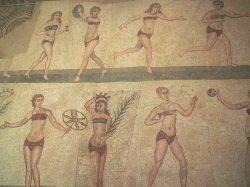 Femeile în Roma antică