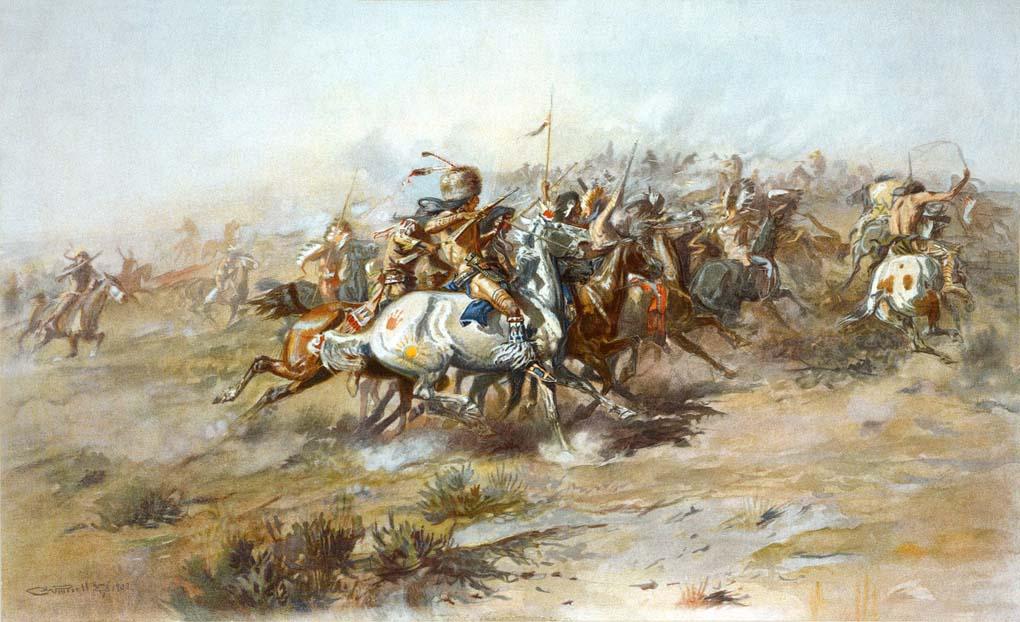 Misterul bătăliei de la Little Big Horn