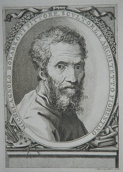 Michelangelo Buonarroti despre ținta noastră
