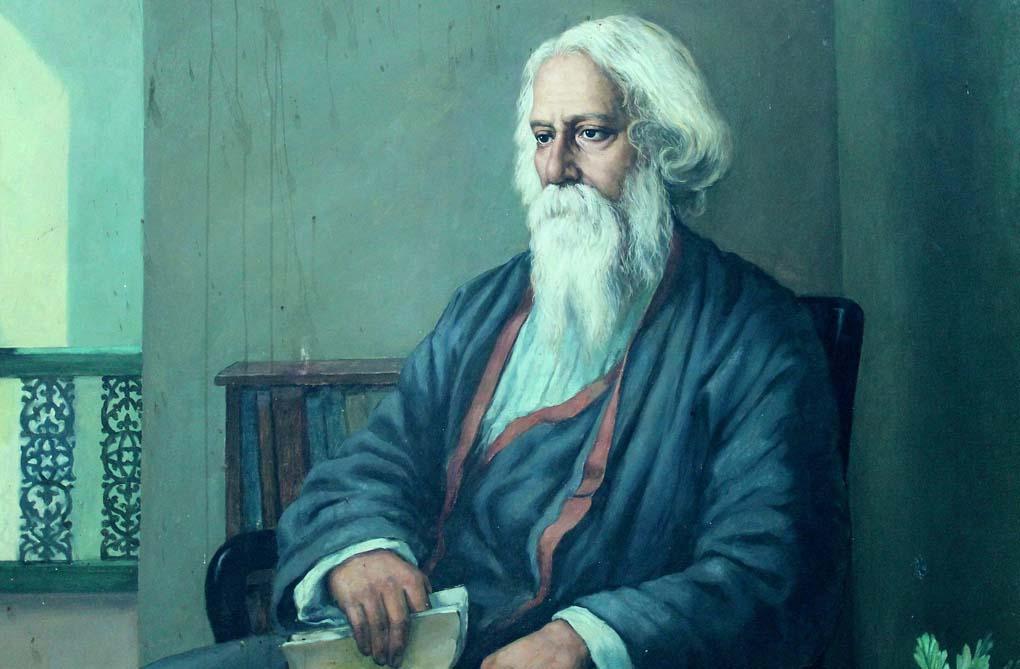 Rabindranath Tagore depre  ploi sau furtuni