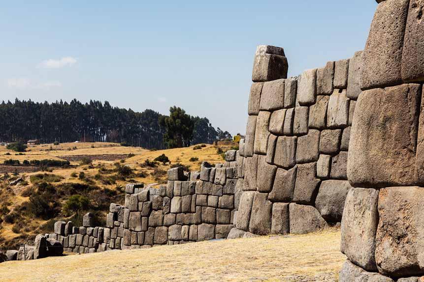 Sacsayhuamán, fortăreața zeilor