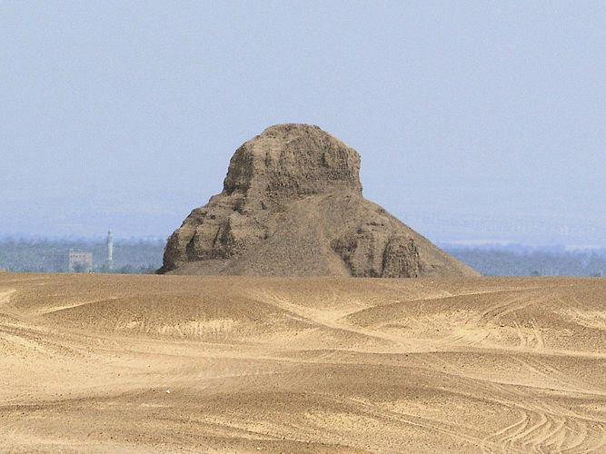 Situl arheologic de la Dahshur