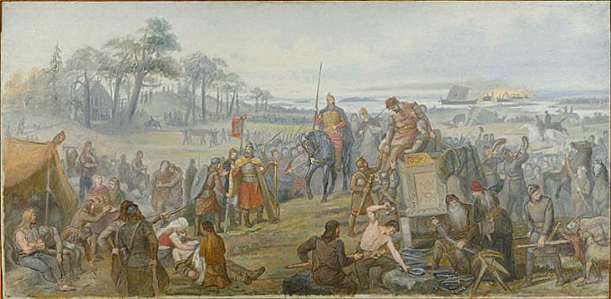 Codul ordinului militar viking Jómsvíking