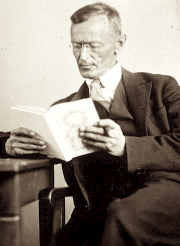 Hermann Hesse despre disperare