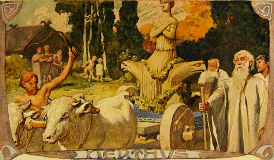 Zeița Nerthus