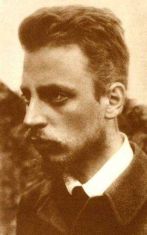 Rainer Maria Rilke despre iubirea faţă de celălalt