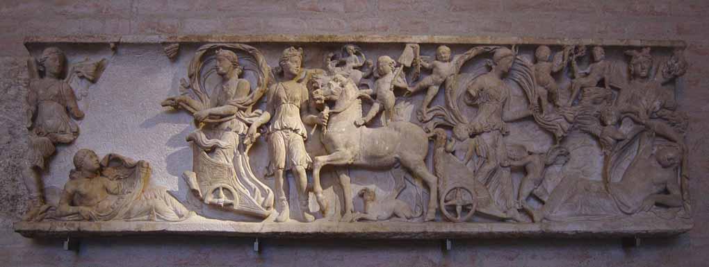 Endymion reprezenta în epoca creștină speranța unei vieți după moarte