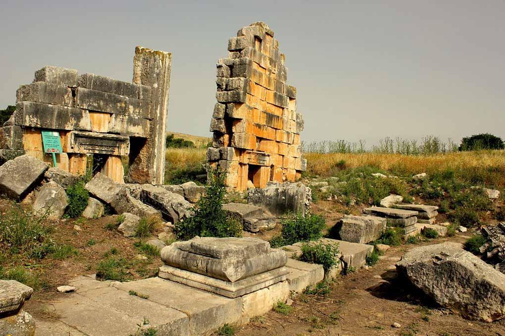 Siteul arheologic de la Tel Qedesh, Israel