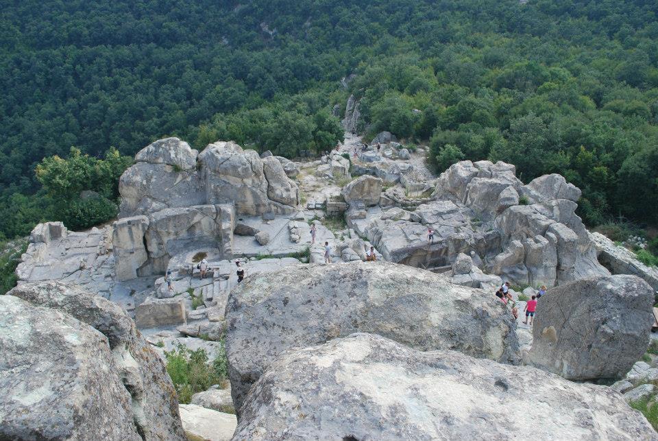 Situl arheologic de la Perperikon, Bulgaria